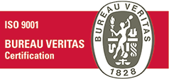 BV Certification ISO 9001 PIQUETS VITICULTURE