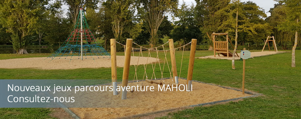 Maholi page accueil