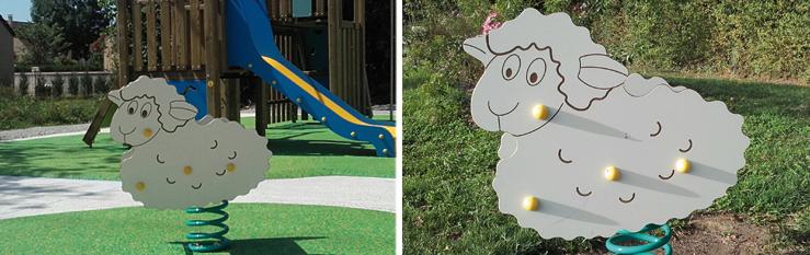 600 163 Le mouton